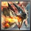 Dreadking Rathalos player icon