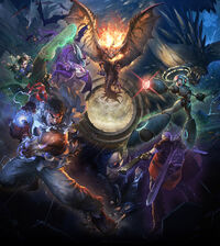 Teppen key art from the official site (2)