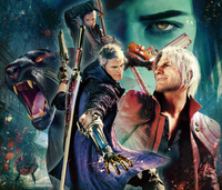 Card List/Devil May Cry