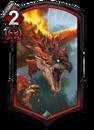 Fire Wyvern's Roar (RATHALOS 010)