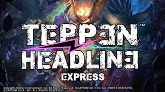 TEPPEN HEADLINE EXPRESS 1