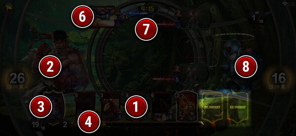 TEPPEN Battle screen (5)
