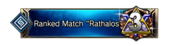 "Ranked Match ""Rathalos"" 3rd Place Emblem"