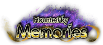 Haunted by Memories logo