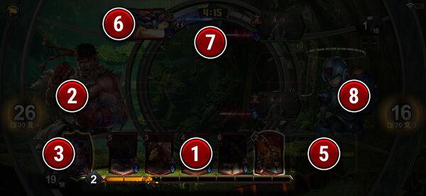 TEPPEN Battle screen (4)