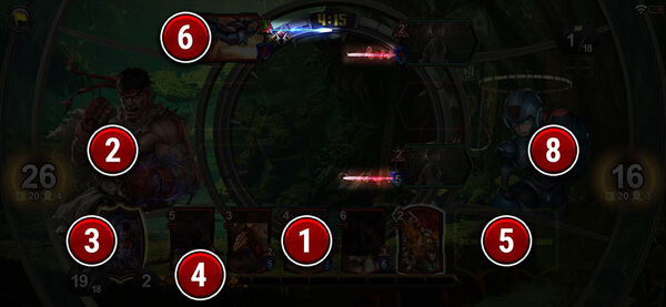 TEPPEN Battle screen (7)