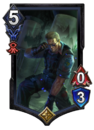 Albert Wesker (DON 090, Secret)