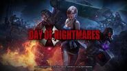 """DAY OF NIGHTMARES"" CARD PV TEPPEN (EN)"