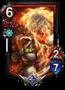 Infernal Magma Dragoon (TFS 017)