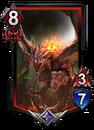 Dreadking Rathalos (COR 026, Secret)