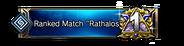 "Ranked Match ""Rathalos"" 1st Place Emblem"