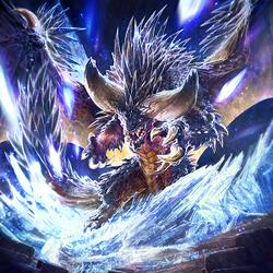 Version 1.5 Legend-Eater Nergigante (COR 161)