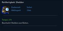 Beschwörung Sheldon