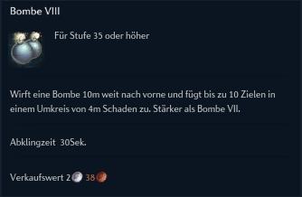 Bombe VIII