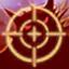 Icon Durchdringender Pfeil