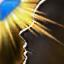 Icon Leuchtfunke