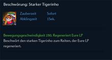 Beschwörung Starker Tigerinho