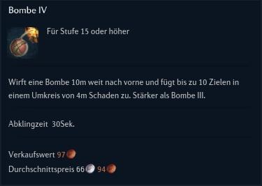 Bombe IV