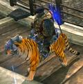 Kampfbereiter Königstiger