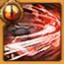 Icon K.O.-Schlag Beschleunigung