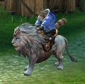 Königlicher Eislöwe