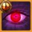 Icon Durchdringendes Auge