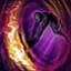 Icon Vulkanausbruch
