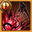 Icon Kettenklingen-Rückzug