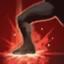 Icon Furchterregender Schrei