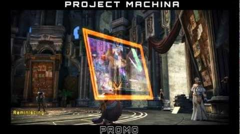 ProjectMachina TERA (Promo)
