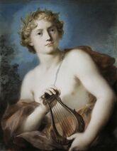 Apollo by Carriera Rosalba