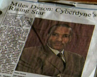 Miles-death