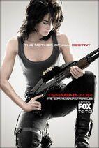 Terminator Las crónicas de Sarah Connor poster