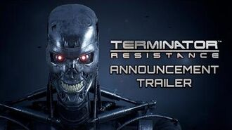 Terminator Resistance - Announcement Trailer NA (PS4, Xbox One & Steam)