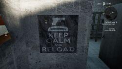 Tresistance-keepcalmandreload-game-poster-1