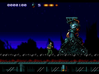 Terminator Genesis screenshot