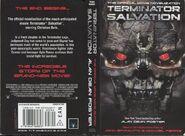 T4 novel cover spread