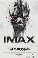 Terminator Dark Fate Imax poster