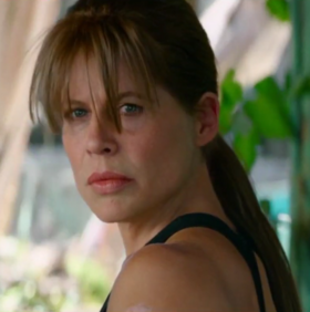 Sarah Connor 1998 Terminator Dark Fate