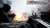 Terminator Resistance - Combat Gameplay Trailer NA