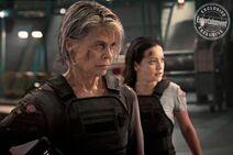 Terminator Dark Fate SDCC 2019