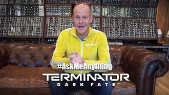 AskMeAnything Terminator Dark Fate