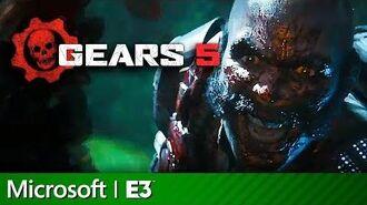 Gears of War 5 Escape Mode & Terminator Full Presentation - Microsoft Xbox E3 2019
