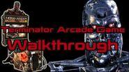 Terminator Salvation Arcade Game Chapter 1 Walkthrough JOYSTICK