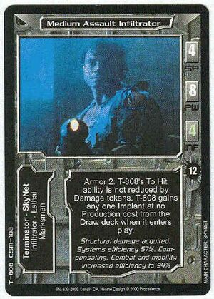 Tccg-t808-card