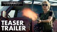 Terminator Dark Fate - Official Teaser Trailer (2019)