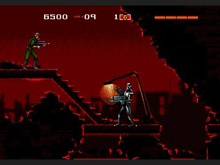 Terminator CD screenshot