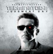 Brad Fiedel - Terminator 2 Judgment Day artwork