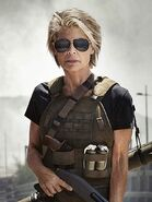 Terminator Dark Fate Sarah Connor