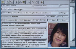 SarahConnor FBIFile